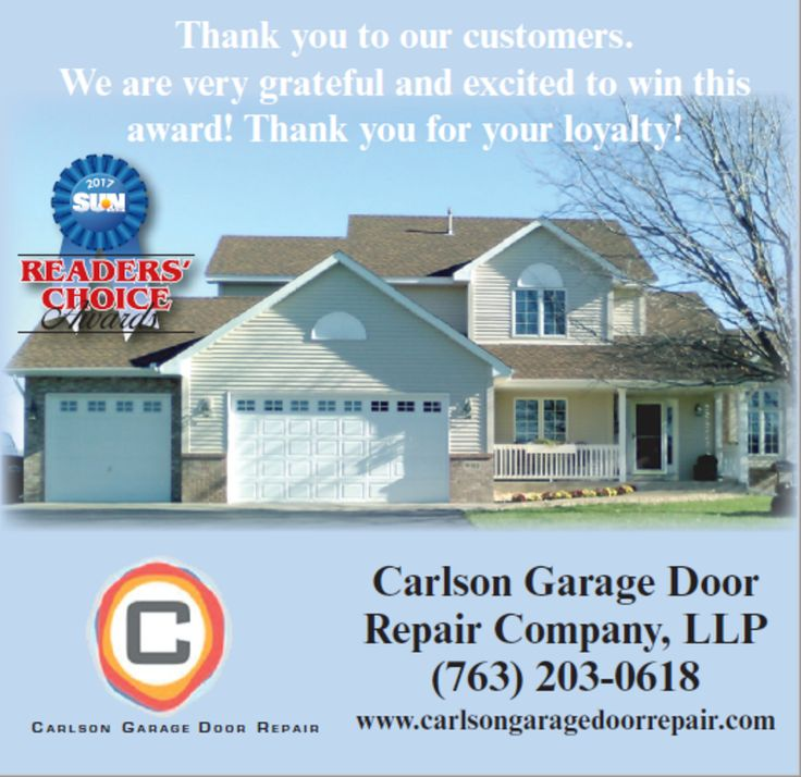 carlson garage door repair bloomington mn we service minnetonka wayzata plymouth. Black Bedroom Furniture Sets. Home Design Ideas