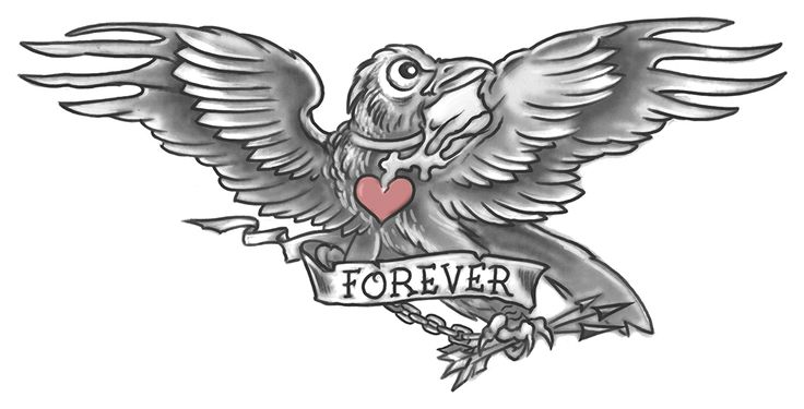"""Gemma Teller's tattoo in Sons of Anarchy  - BACKSTORY - As the old lady of a SAMCRO member Gemma has the Crow tattoo. The scar she has had since birth because she was born with the """"family curse"""" – a heart problem. Thomas and Abel were born with it, also."""