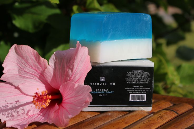 Turquoise Coast Bar Soap