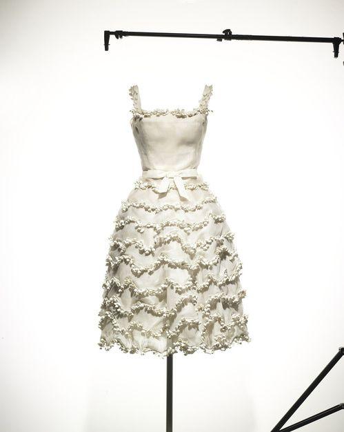 Robe Christian Dior, 1957