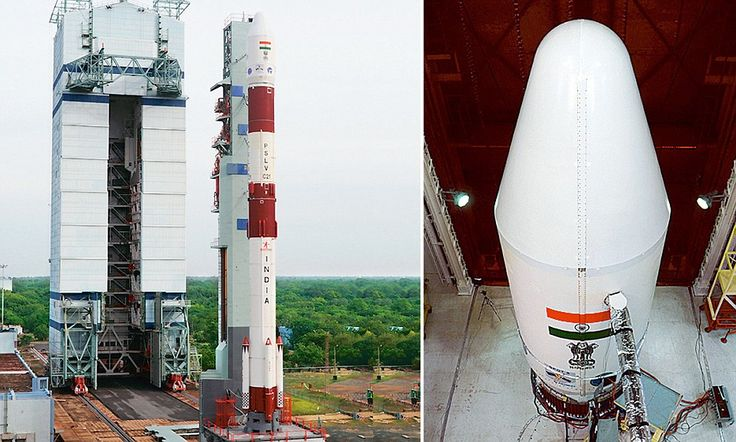 Indian Space Research Organisation to hit a hundred with sky mission launched from Sriharikota