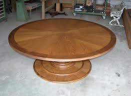 Just Another Expanding Circular Table. Iu0027m Intrigued By The Darker Circular  ...
