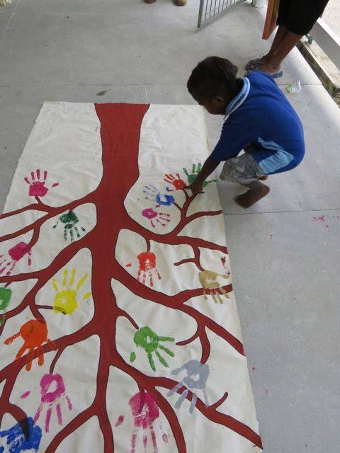 Friendship Tree.