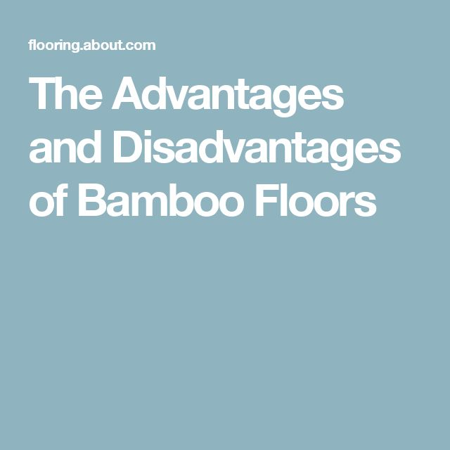17 best ideas about bamboo floor on pinterest dark for Benefits of bamboo flooring