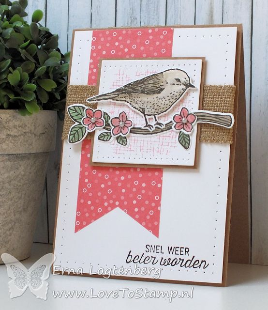 Stampin'Up! Best Birds