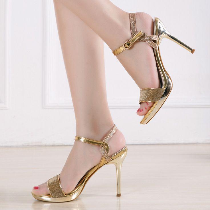 Mujer Boda de Tacon De Zapatos Mujer Alto Encaje zSMqUpVG