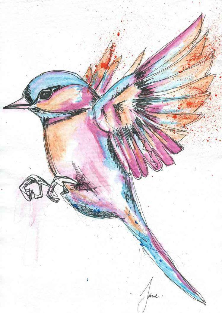 Mocking Bird By Jane Burton