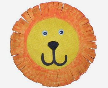 17 best ideas about lion craft on pinterest animal for Lion crafts for toddlers