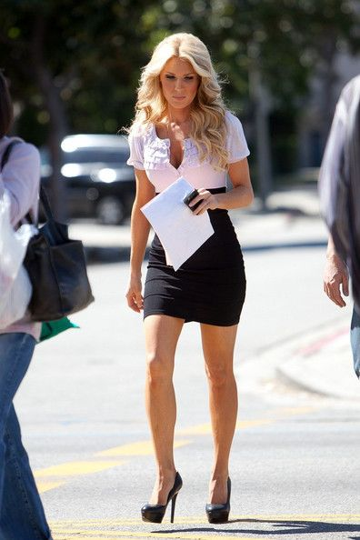 Gretchen Rossi Photo - Gretchen Rossi Prepares to Audition