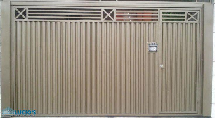 Portão Automático – Modelo LP 54
