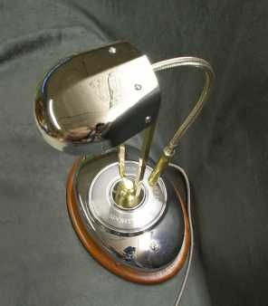 Photo : Propose à vendre Lampe LAMP WITH HARLEY DAVIDSON PARTS
