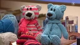 Teddybären selber stricken