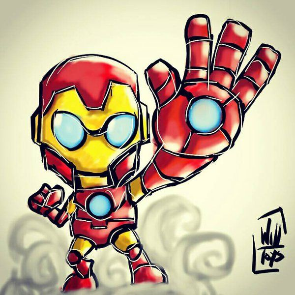 iron man  by willtoys