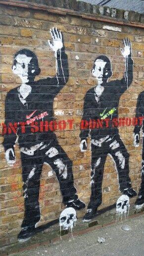 Shoreditch Graffiti: Graffiti, Art, Poster