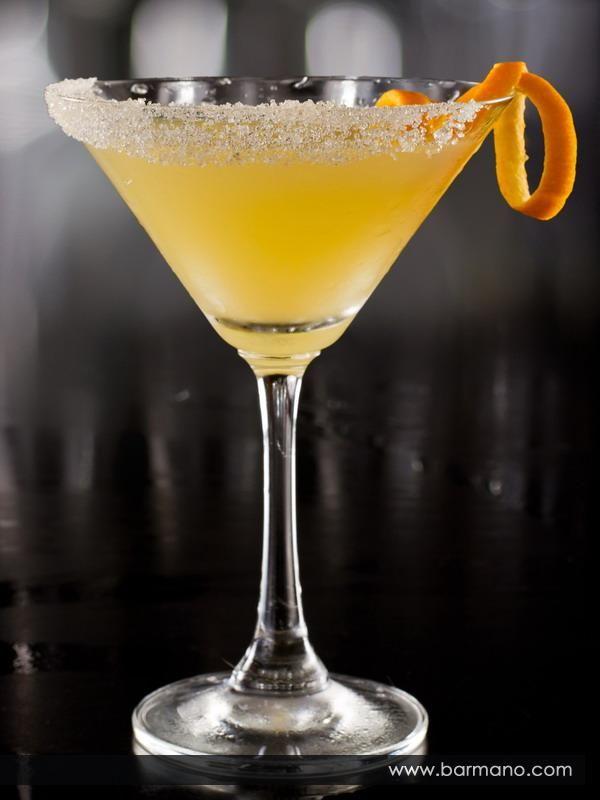 Mandarin Martini