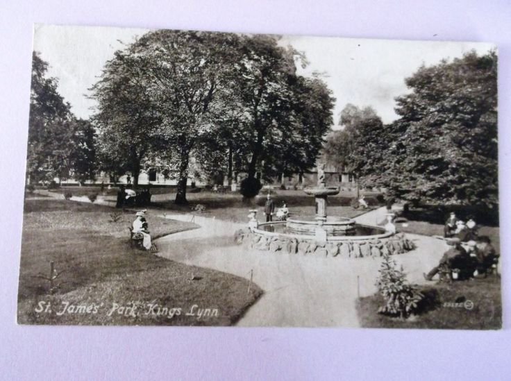 "Kings Lynn "" St James Park"" Norfolk 