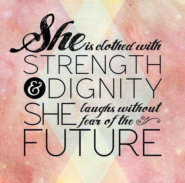 Proverbs 31...