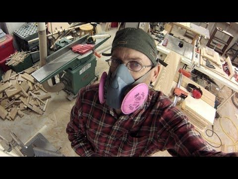 4 hours of woodworking in under 4 minutes