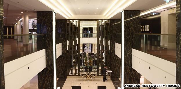 Waldorf Astoria opens in Berlin