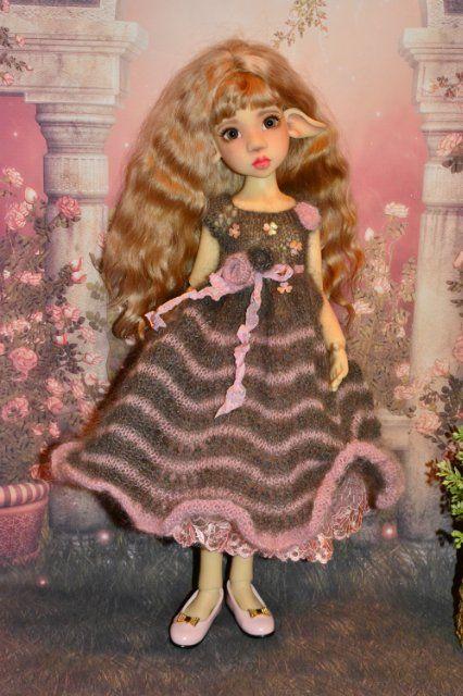 Яркие весенние наряды для кукол MSD от Kaye Wiggs. / Одежда для кукол / Шопик. Продать купить куклу / Бэйбики. Куклы фото. Одежда для кукол