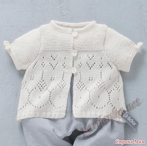 Всем приветики! Начинаю вязать кардиган для дочурки на 2 года. Присоединяйтесь.  Материалы: нитки SUPER BABY (70% акрил, 30% шерсть ягненка, 25 г / 107 м), цвет Cygne 3 – 3 – 4 – 5 – 6 мотков.