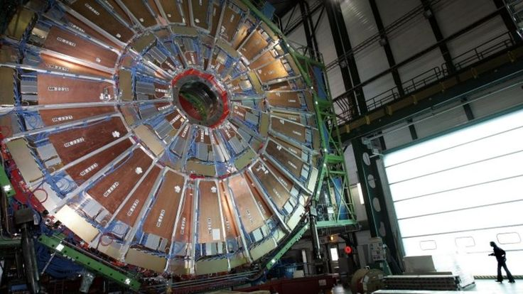 BBC News - Higgs boson-like particle discovery claimed at LHC