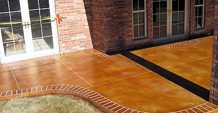 Decorative Concrete Walkways Sidewalks Are Perfect For