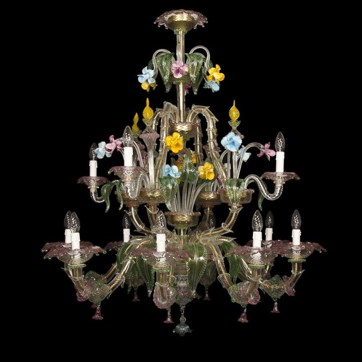 Oltre 1000 idee su moderni lampadari di cristallo su pinterest ...