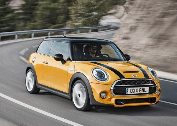 2015 Mini Cooper S Images 600x429 2015 Mini Cooper S Full Review with Images