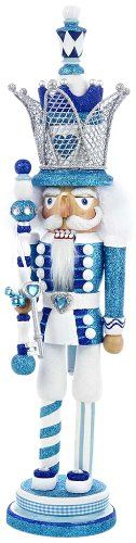 Kurt Adler 20-Inch Hollywood Nutcracker with Crown, King, Blue Kurt Adler http://www.amazon.com/dp/B00IGQH9UE/ref=cm_sw_r_pi_dp_-gHhub0GC88SH