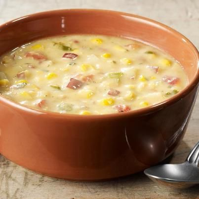 "One of my favorite soups from Panera Bread is the Summer Corn Chowder. However, I have one complaint: Why only serve it in the summer? There is no reason that this soup should be called ""Summer""..."