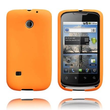 Soft Shell (Orange) Huawei Sonic Cover