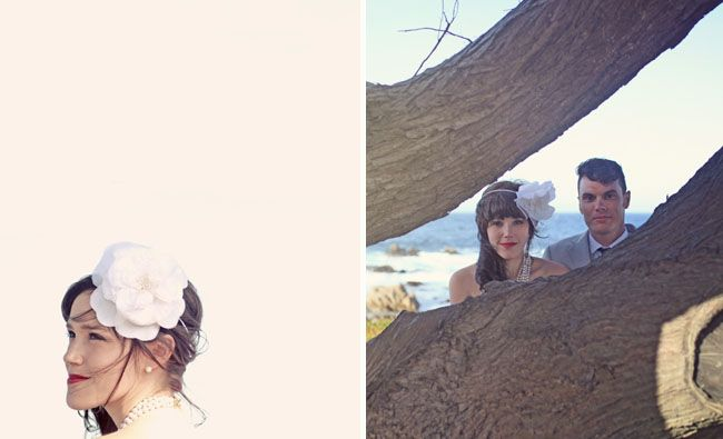 Real Wedding: Jessica + Tyler's Intimate Monterey Wedding