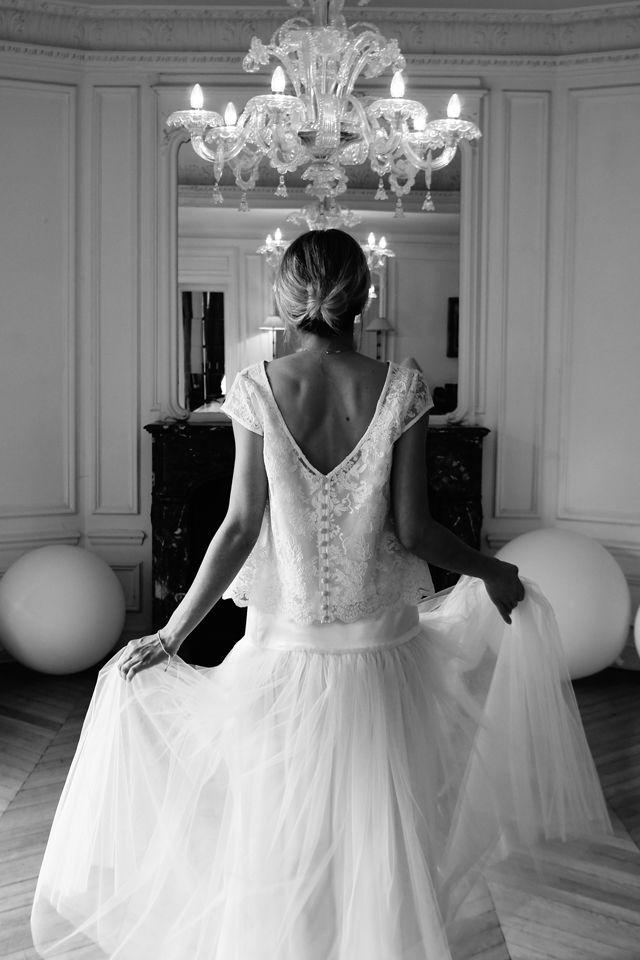 COLLECTION 2013 — Elise Hameau - Création de Robes de Mariée