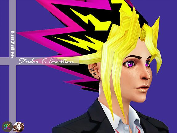 Sims 4 Anime Characters Mod : Best sims anime character recreation images on