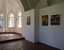 Raj w kaplicy - nowa wystawa | Centrum Kultury Śląskiej w Nakle Śląskim