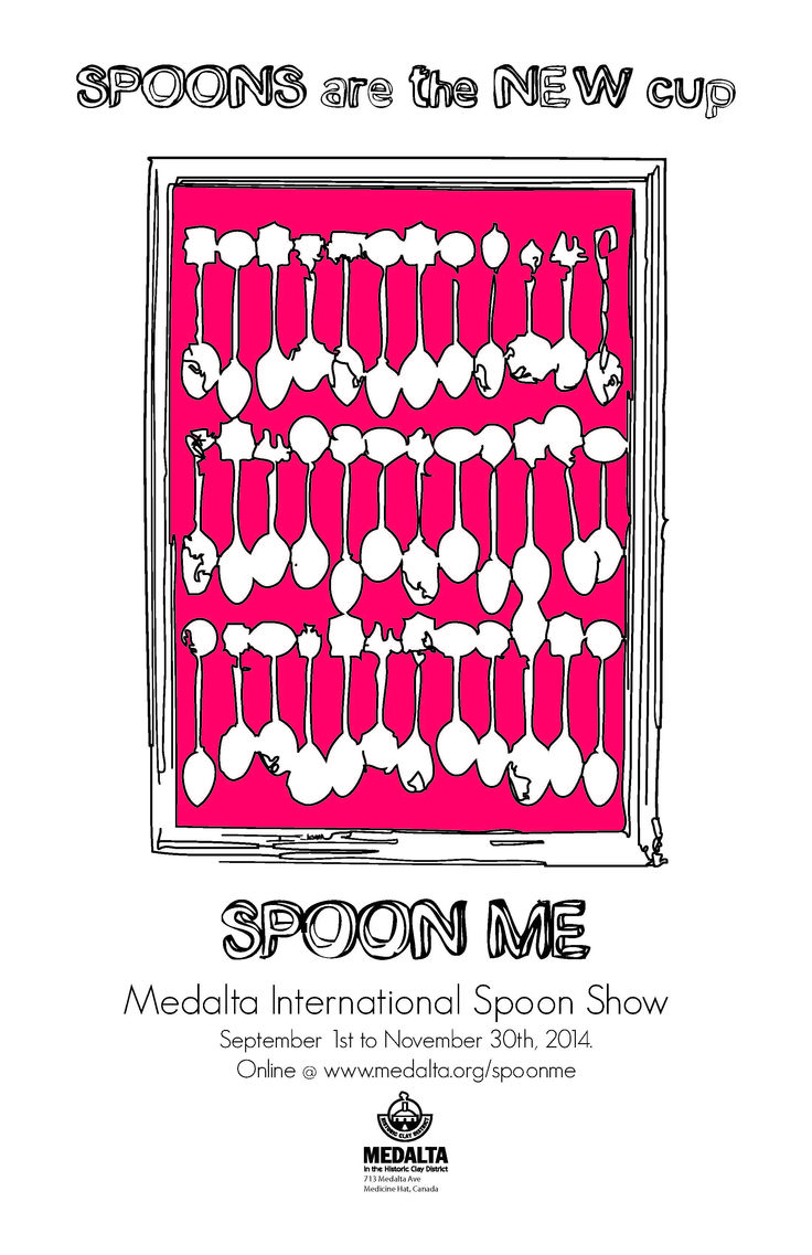 SPOONS are the NEW cup! Spoon Me poster