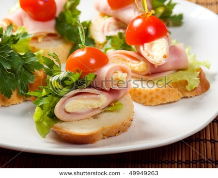 142 best images about appetizers canape on pinterest for Asian canape ideas