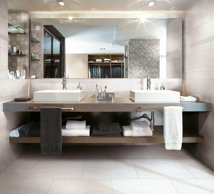 Die besten 25+ Moderne badezimmer Ideen auf Pinterest Modernes - badezimmer modern grau