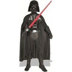 Déguisement dark Vador Enfant deluxe deguisement star wars enfant