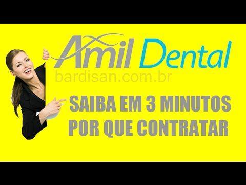 Plano Amil Dental >> Individual, Infantil, PME e Empresarial
