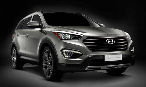 #Hyundai #SantaFe. Le parfait compromis entre un suv et une berline.