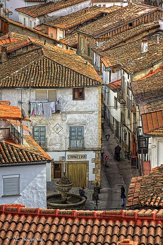 Caceres. Spain