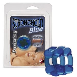 Inel penis Stronghold Blue
