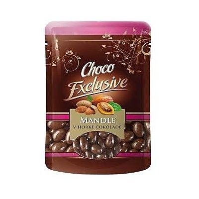 Poex Mandle v hořké čokoládě 700g