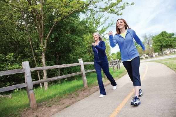 Media hora de caminata pueden aportar importantes beneficios a tu salud ¡Empieza mañana mismo! - Saludable.Guru
