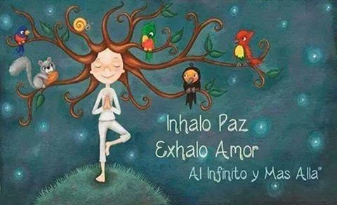 inhalo Paz Exhalo Amor...
