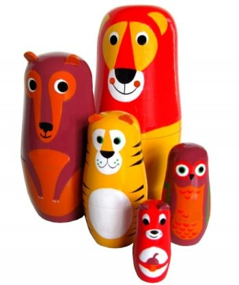 Nesting Dolls! http://www.swedishness.com/products/nesting-dolls-animal/?lang=eng#