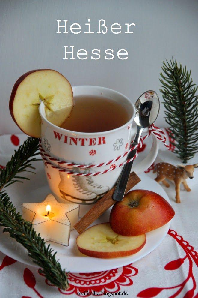 Heißer Hesse - Apfelwein mit Amaretto
