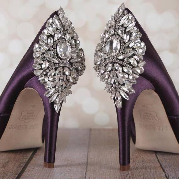 Best 25 Purple shoes ideas on Pinterest Purple high heels